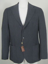 NEW! $5695 Loro Piana Cheviot Cashmere Sportcoat Jacket! US 40 e 50  Heavier