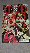 DEADPOOL KILLS DEADPOOL #3 1st appearance Deadpool the Duck Marvel