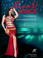 Shaabi Dance - Technique & Combinations For Belly (DVD Used Very Good)