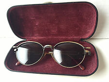 Jean Paul Gaultier Sun Glasses Model 56-4172 Classic Sunglasses And Case Vintage