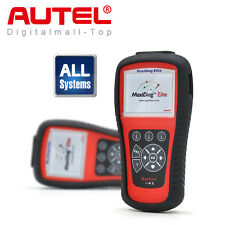 Autel MD802 For All System OBD2 Code Scanner Auto Diagnostic Tool ABS Airbag EPB