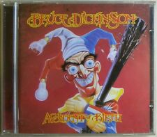 BRUCE DICKINSON ACCIDENT OF BIRTH CD MADE IN BRAZIL 1999 MATRIX # 3008/01