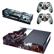 Vinyl Sticker Decal Cover For Xbox One Console + Joystick Skins ##0166