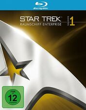 STAR TREK: THE ORIGINAL SERIES REMASTERED SEASON 1 7BLU-RAY NEU  LEONARD NIMOY