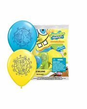 SpongeBob Birthday Balloons Party Supplies Bag Fillers Favors Prizes Decoration