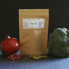 Pomi-T Polyphenol Food Supp Heart Turmeric Broccoli Green Tea Pomegranate 500mg