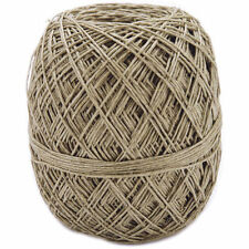 Natural Hemp Twine Cord, 48 lb, 400 ft roll, For Jewelry or Macrame
