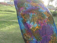 Indian Mandala Tapestry Twin Hippie Wall Hanging Bohemian Star Tie Dye Bedspread