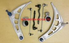 BMW Z4 E85 E86 (04-) FRONT WISHBONE ARMS + BUSHES + LINKS + TRACK TIE ROD ENDS