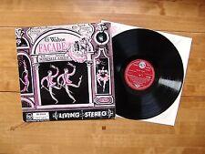 "LP RCA RED SEAL LIVING STEREO SB-2039 Walton ""Façade"" / Angot Anatole Fistoulari"