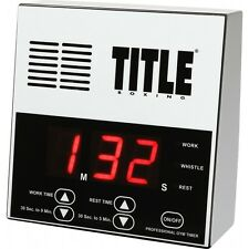 TITLE Boxing Professional Gym Timer