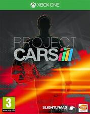 PROJECT CARS - XBOX ONE - BRAND NEW AND SEALED