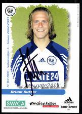 Bruno Sutter FC Wil 2002/03 TOP AK+ 69352 +A 76911