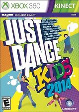Just Dance Kids 2014 RE-SEALED Microsoft Xbox 360 KINECT GAME 2K14 14