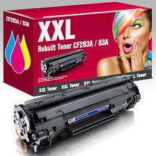 1 XXL Toner für HP LaserJet Pro MFP M 125nw 125rnw 126a 127fw 128fp CF283A 83A
