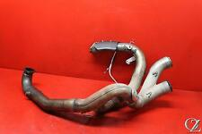 R 09-12 DUCATI STREETFIGHTER S EXHAUST HEADER HEAD PIPE MANIFOLD OEM