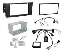CTKLR06 Range Rover Sport 05-09 Double Din Stereo Fitting Kit Fibre Optic Amp