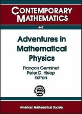 Adventures in Mathematical Physics: International Conference in Honor of Jean-mi