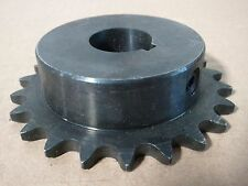 "SPROCKET #40 CHAIN, 17 TOOTH, 5/8"" BORE WITH KEY WAY"