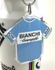 Gimondi Bianchi Campagnolo  1975 Tour De France Cotton Cycling Jersey Key Ring