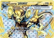 Luxray BREAK *FULL HOLO REVERSE FOIL* NM 47/122 BREAKPoint Pokemon TCG Rare