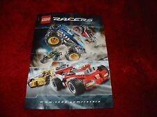 VINTAGE LEGO RACERS POSTERS