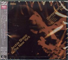 ARCHIE SHEPP & NEW YORK CONTEMPORARY FIVE-VOL.1-JAPAN CD Ltd/Ed B63