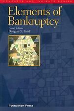 The Elements of Bankruptcy, Fourth Edition (Concepts and Insights)-ExLibrary
