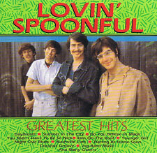 Lovin Spoonful - Greatest Hits CD ( 16 Track )