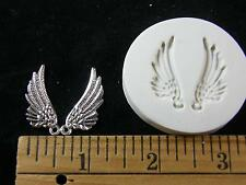Wings Polymer Clay Mold 2 in 1 Mold (#MD1466)
