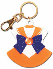 Key Chain - Sailor Moon - New Venus Costume Acrylic Anime Licensed ge85097