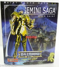 INSTOCK TOYZONE Custom Saint Seiya GOLD CLOTH GEMINI SAGA Action Figure#myth ex