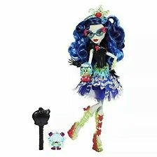 Monster High Doll Sweet Screams Ghoulia Yelps Brand New Doll Rare