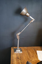 Vintage Industrial Anglepoise Machinist Style Desk Light Retro Lamp
