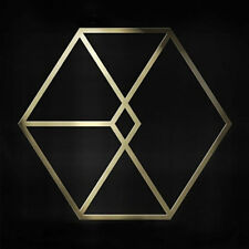 EXO - [EXODUS] 2nd Album KOREAN VER CD K-POP Sealed EXO  SM ENTERTAINMENT