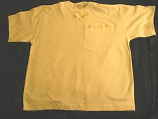 Men or Women Ann Taylor Short Sleeve Roundneck White T-Shirt w. pocket