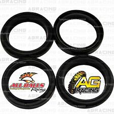 All Balls Fork Oil & Dust Seals Kit For Kawasaki KX 125 1997 97 Motocross Enduro
