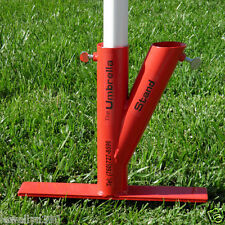 The Original Umbrella Stand Beach Red Keep the sun off of you and enjoy summer