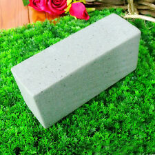 Creative Floral Foam Dry Gray Arranging Flower Mud Craft Brick Block Home Decor