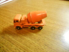 Vintage Lesney Foden Cement Mixer #26 Made in England