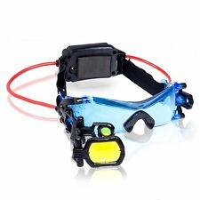 Spy Gear Night Vision Enhancing Goggles Secret Field Agent Spy Gadget Boys