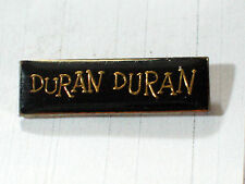 Duran Duran Pin Badge Vintage Lapel Pin