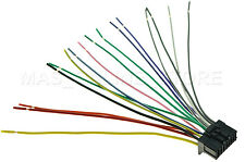 WIRE HARNESS FOR PIONEER AVH-X3500BHS AVHX3500BHS *PAY TODAY SHIPS TODAY*