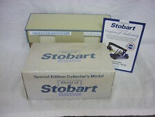 Oxford Diecast/Modern Atlas Edition Stobart Konecranes Reach Stacker W122