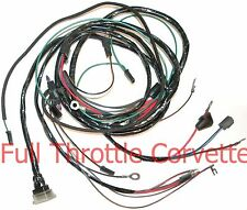 1964 1965 Corvette SB Engine Wiring Harness without A/C