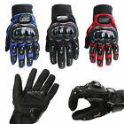 Pro-biker Full Finger Motorcycle Riding Racing Cycling Sport Gloves M/L/XL