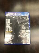 The Last of Us Remastered (Sony PlayStation 4) - Brand New & Sealed !!