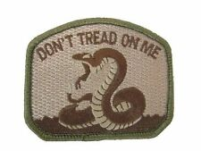 Dont Tread On Me Multicam Black Ops Military Morale Tryanny Army Navy Patch New