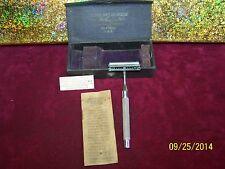Antique Enders Sales Co. New York Dollar Safety Razor Shaving Kit U.S.A.