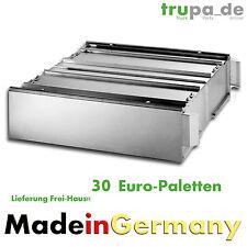 Palettenkasten 30 Europaletten aus Galvalume® LKW, Auflieger - Made in Germany